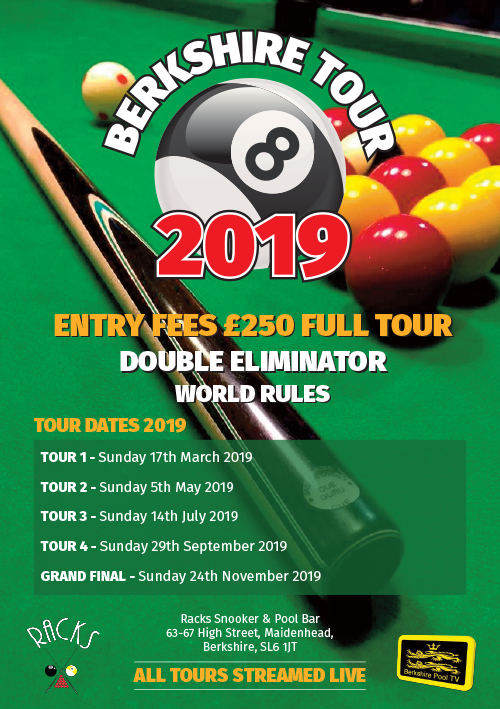 Berkshire Tour 2019
